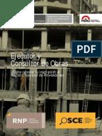 Ejecutor y Consultor de Obras - Renovación