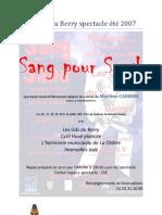 Dossier Presse 2007