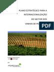 Estratégia de Internacionalização dos vinhos de Portugal