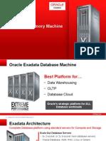 Oracle Exadata X3