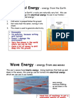 energy resources posters
