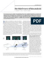 engineering the third wave of biocatalysis