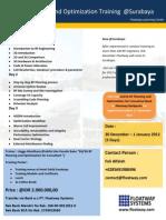 3G+RF+Planning+and+Optimization+Training+Desember+2011+@Surabaya