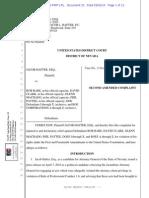 9 2 10 Hafter v SBN Amended Complaint NVD 553 12 Pages Doc 32