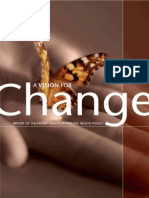 A Vision for Change