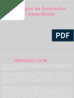 Estrategias de Evaluación del Aprendizaje POWER POINT.pptx
