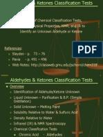 Aldehydes&Ketones