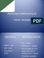 Romanian Traditional Food