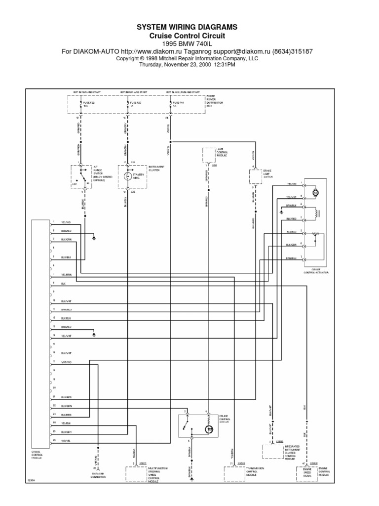 Bmw 740il Wiring Diagram 2000 Honda Odyssey Cooling Fans Wiring Diagram Bege Wiring Diagram