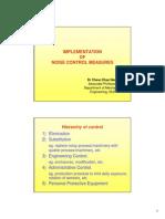 Implementation of Noise Control Measure.pdf