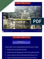 Analisa struktur 1