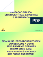PREGAÇÃO-SEGMENTADA