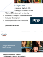 1[1].NF Living in a Network Centric World WebEx