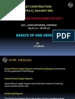 2). Basics of OHE Design