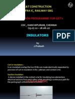 10. Insulators