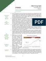 Finanza MCall Weekly 14062013