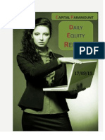 Daily Equity Report-17sep-capital-paramount