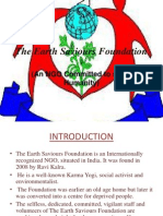 The Earth Saviours Foundation