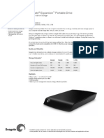 Expansion Portable Usb3 Datasheet en Us