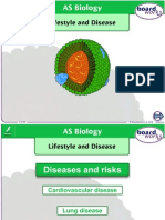 Lifestyle and Disease