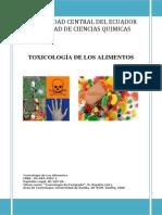 Texto Toxicologia de Alimentos