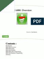 RBS 6000 Presentation