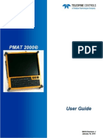 Users Guide PMAT 2000®