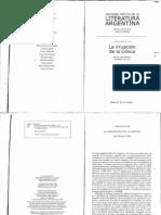 6762532 Jitrik Noe Historia Critica de La Literatura Argentina Vol