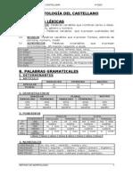 Morfologia Del Castellano