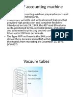 IBM 407 Accounting Machine