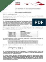 III Programa de Bolsas de Estudos - Iob Concursos