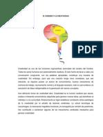El Cerebro y La Creatividad