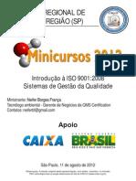 Introdução à ISO 9001_2008 Sistemas de Gestão da Qualidade