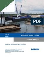 SERVICESmodular Docks_MEI 2013