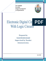 Electronic Digital Circuits