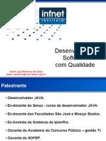 Desenvolvendo Software Com Qualidade