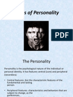 Kinds of Personality