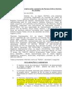 Contrato Editec Atlantic e Thermes