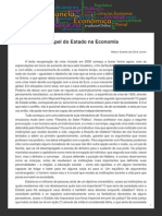 11 O Papel Do Estado Na Economia