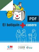 Botiquin Casero