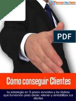 63957921 Como Conseguir Clientes Recursos Para Pymes 2006