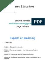 Talleres Educativos5_Experto en Elearning