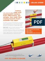 Permanent Flow Meters