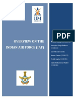 Brief over view on Indian Air Force