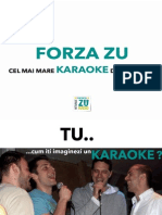 Cel Mai Mare Karaoke Din Romania_forza ZuCEL MAI MARE KARAOKE DIN ROMANIA