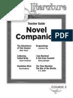 Novel Companion Course 2 Tg