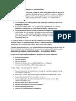 Principios constitucionales de la función pública