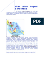 Tugas Ips Kenampakan Alam Indonesia Kelas 6 A