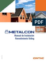 Manual Instalacion Revestimiento Metalico Siding