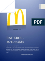 Ray Kroc Historia-mc Donald